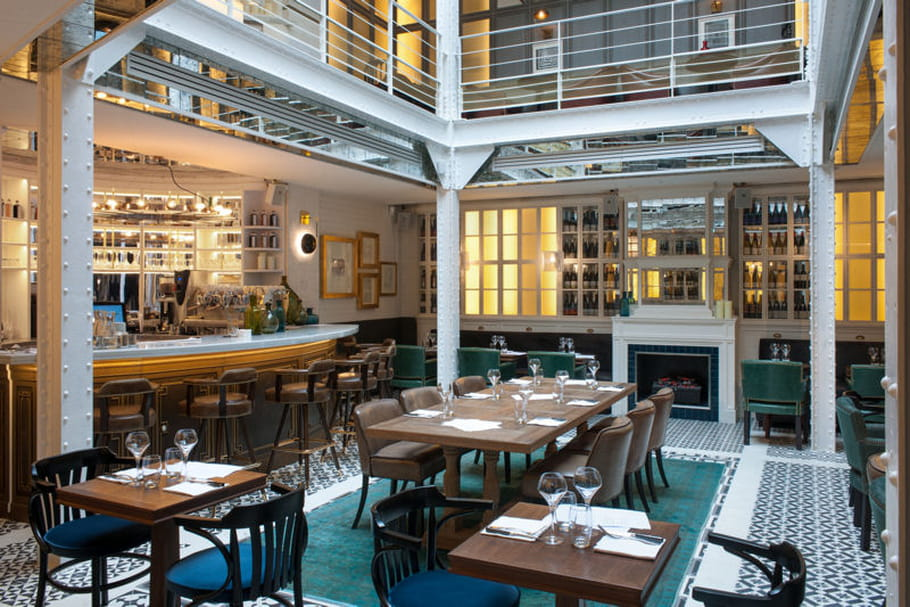 Toc Toque Chef chez Alban Drevet, chef du restaurant Les Chouettes