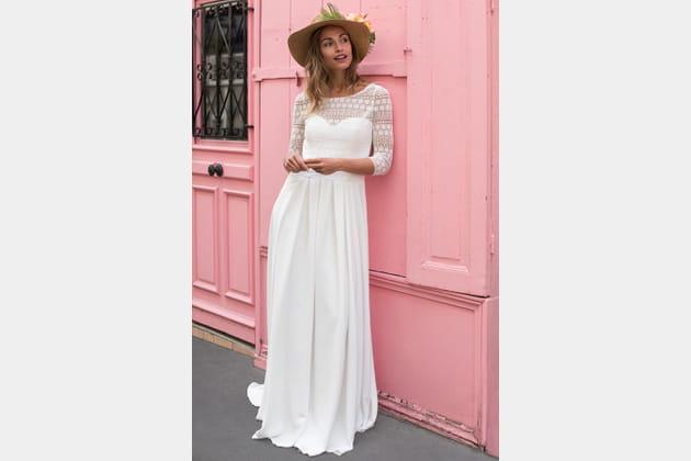 Robe de mariée Furteventura, Marie Laporte