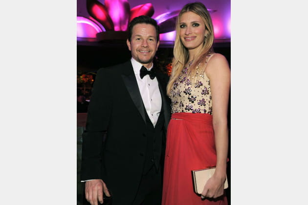 Mark Wahlberg et Rhea Durham