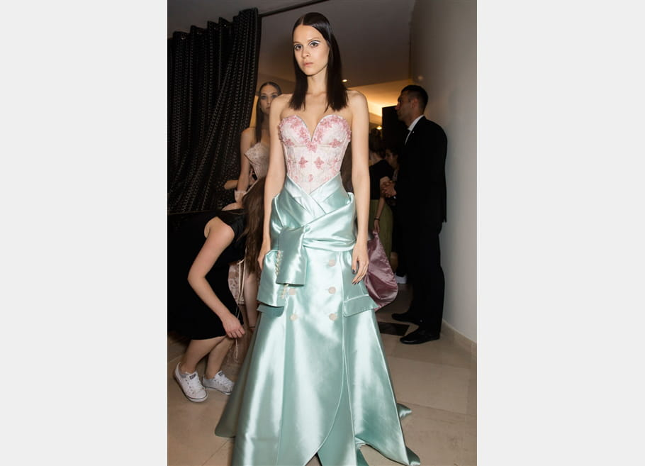 Alexis Mabille (Backstage) - photo 8