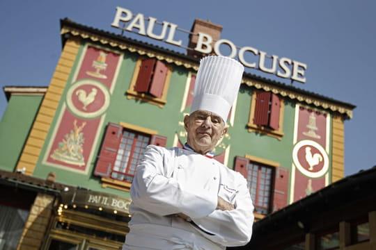 Paul Bocuse vu par les chefs
