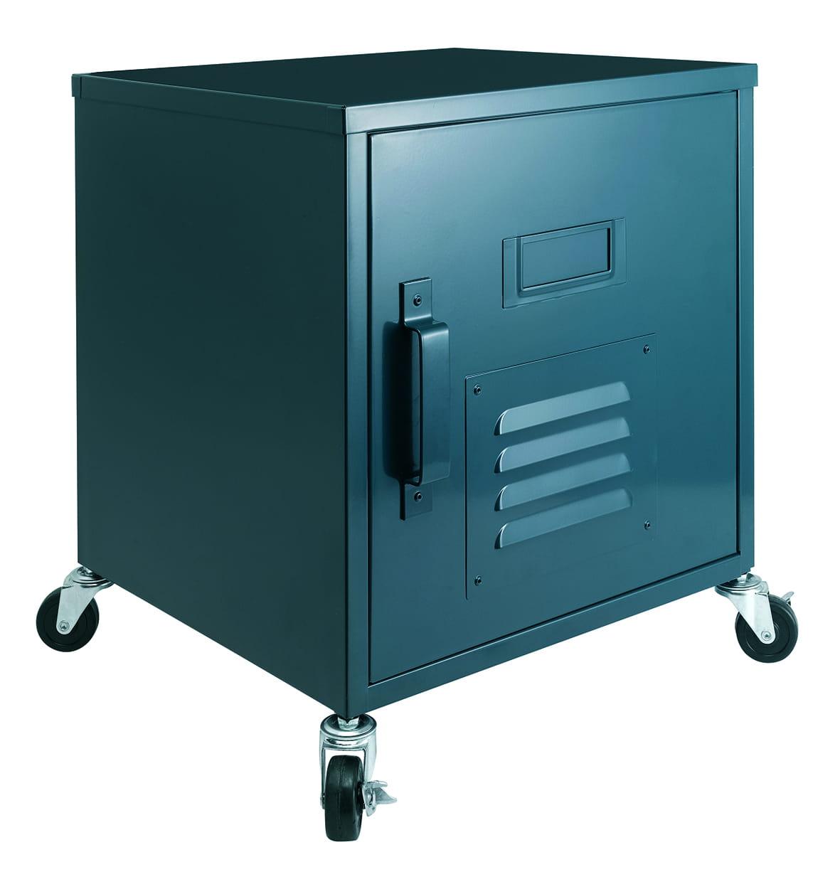 le caisson de rangement travis de conforama. Black Bedroom Furniture Sets. Home Design Ideas