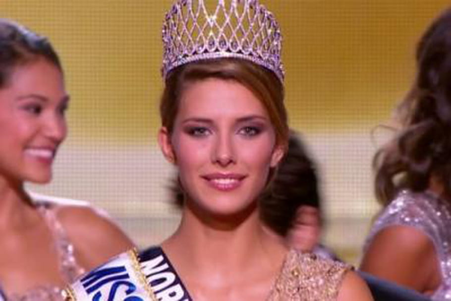 Miss France 2015 est Miss Nord Pas-de-Calais