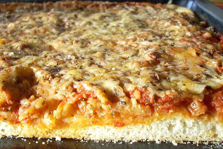 Pizza sfincione