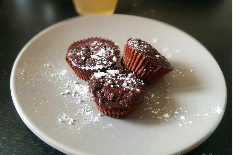 Moelleux au chocolat sans beurre healthy