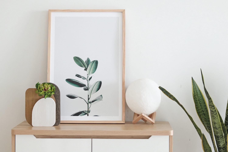 Bien encadrer une affiche, une photo ou une toile