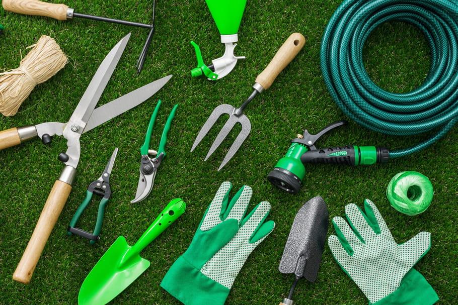 Matériel de jardinage: bien choisir ses outils pour jardiner
