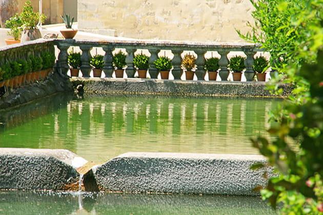 Poésie aux bassins