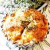 9petites tartelettes au thon chevre frais et aneth
