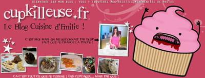 Émilie tient son blog de cuisine depuis 2005.