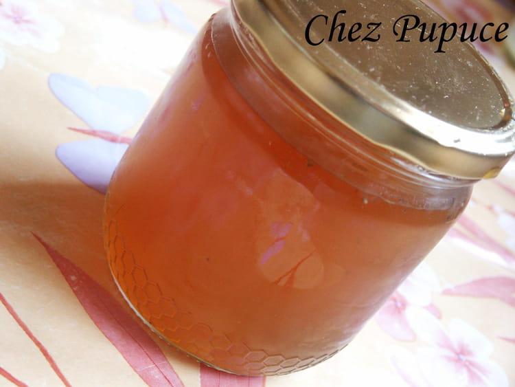Recette de gel e de pomme au romarin la recette facile - Gelee de pommes avec extracteur ...