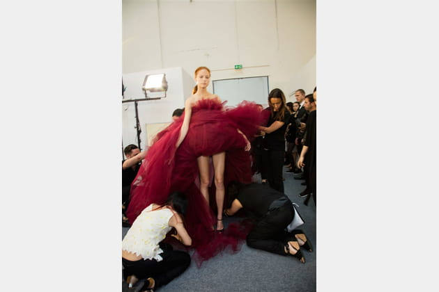 Giambattista Valli (Backstage) - photo 5