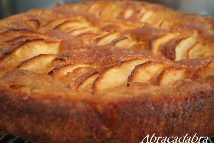Gâteau aux pommes tout simple