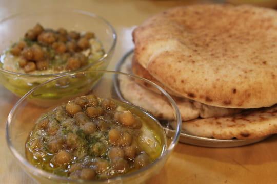 Israël : le meilleur de la street food