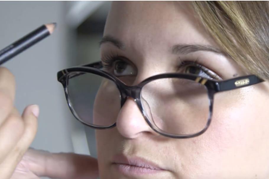 Comment dessiner ses sourcils lorsque l'on porte des lunettes ?