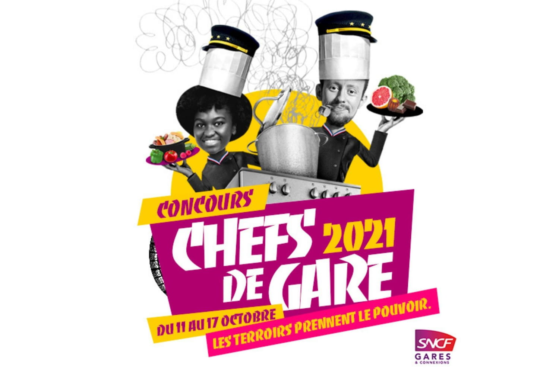 Chefs de Gare: l'événement revient du 11au 17octobre 2021