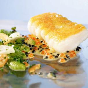 recettes de poissons d'automne