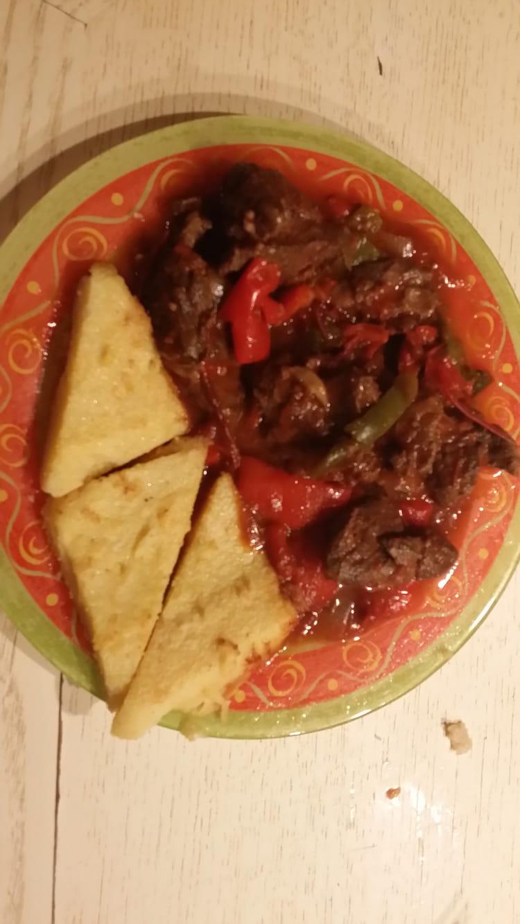Recette de sanglier la basquaise la recette facile - Cuisiner le sanglier au four ...