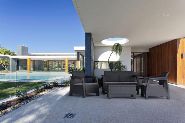 Salon de jardin Bahamas de Leroy Merlin