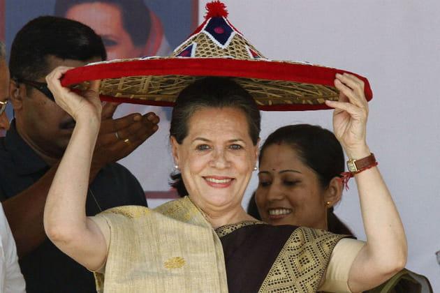 Sonia Gandhi, héroïne tandoori