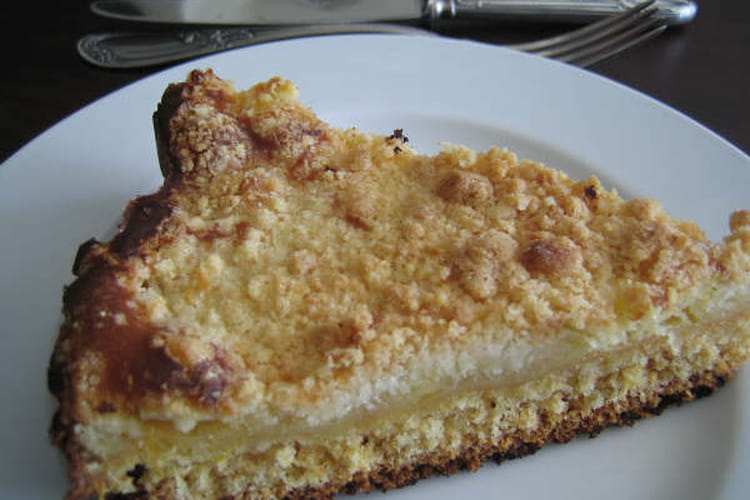 Vlaai (tarte triple couches hollandaise)