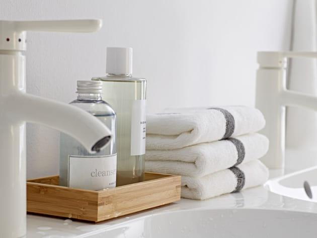 Accessoires de salle de bains for Accessoires salle de bain ikea