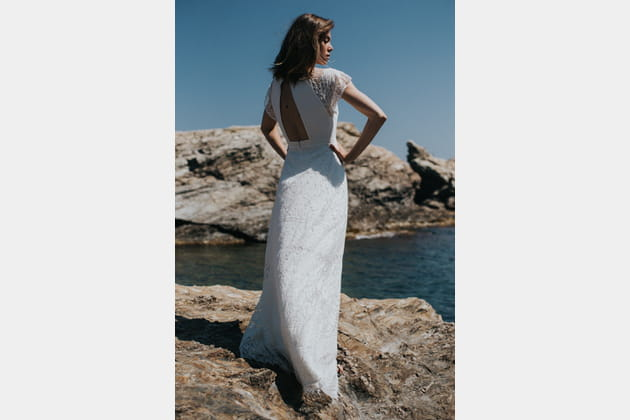 Robe de mariée Iris, Lorafolk