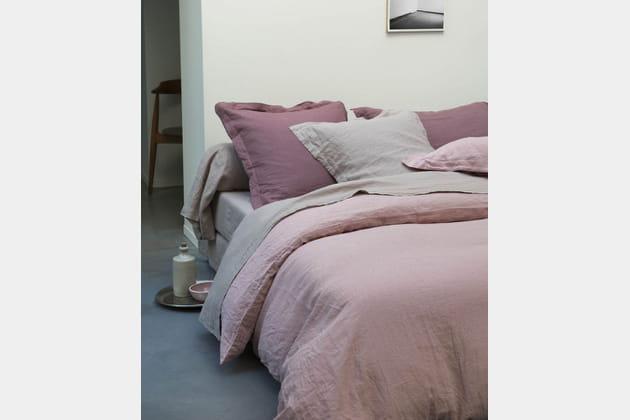 Linge de lit Lauréat de Becquet