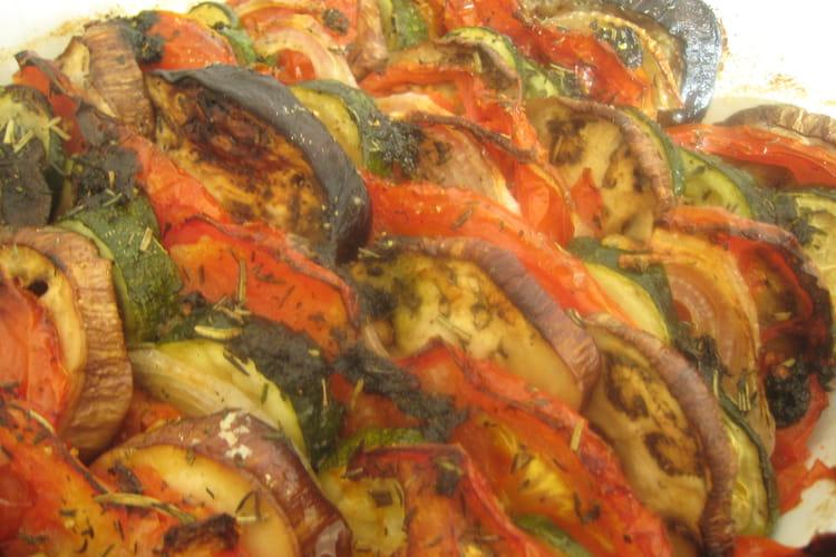Tian provençal aux légumes