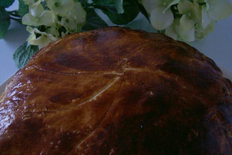 Galette à la noix de coco