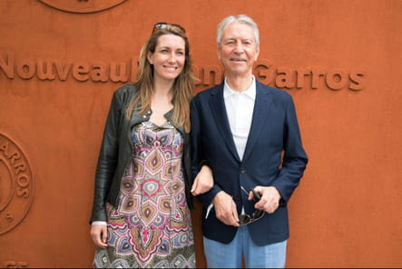 Anne-Claire Coudray et Jean-Claude Narcy