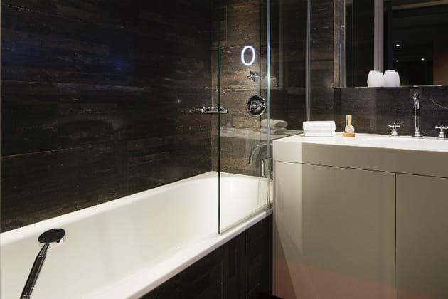 Des salles de bain de haut standing