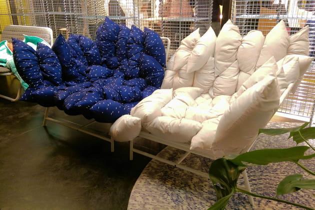 Fauteuils d'angle IKEA PS 2017