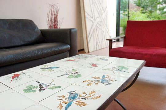 table basse champêtre