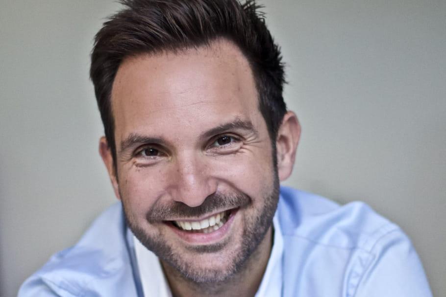 Christophe Michalak, star de la pâtisserie moderne