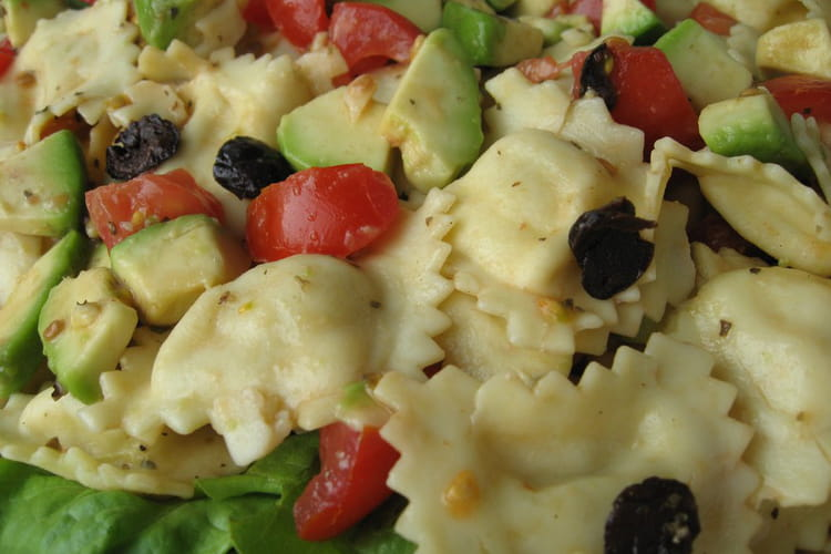 Salade de ravioli