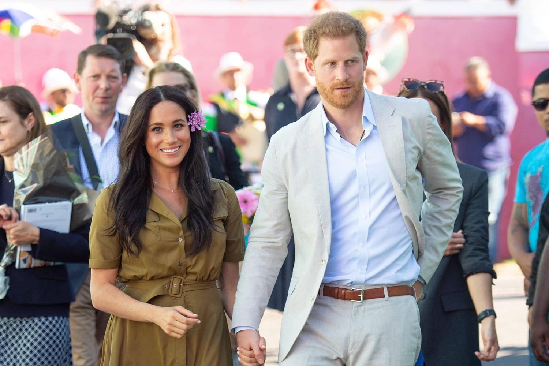 Harry et Meghan, parents again: tout sur le royal baby!