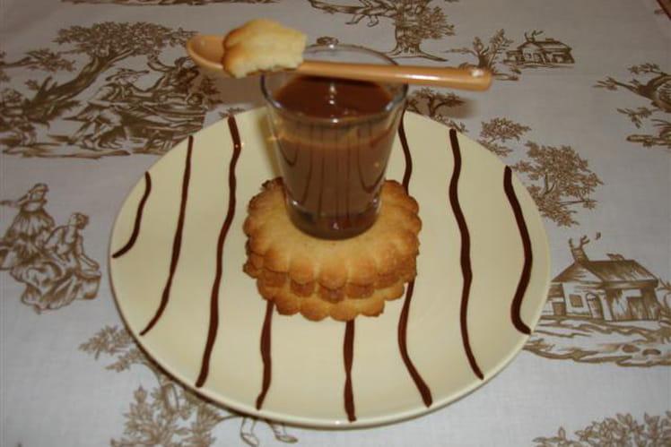 Sablés crousti moelleux mascarpone-coco, pâte à tartiner au praliné