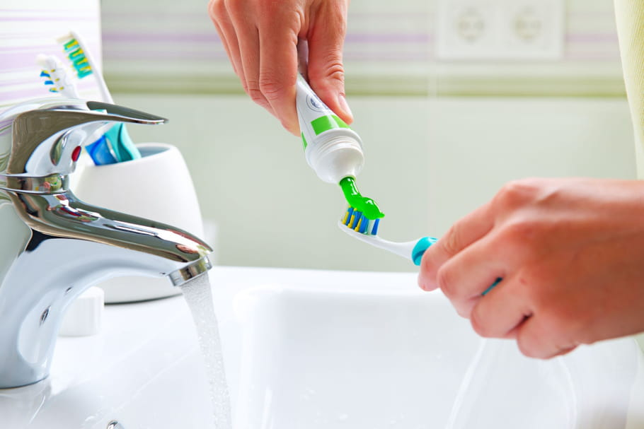 DCP: une substance à surveiller dans les dentifrices?