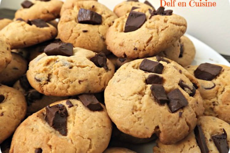 cOOkies Choco-Cacahuètes