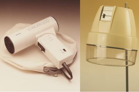1980 des s che cheveux la pointe de la technologie. Black Bedroom Furniture Sets. Home Design Ideas
