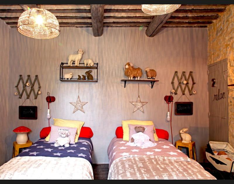 Une chambre pleine de fantaisie
