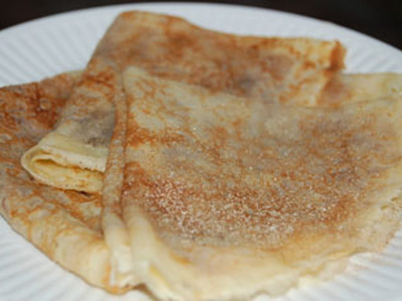 Pâte à Crêpe Très Simple