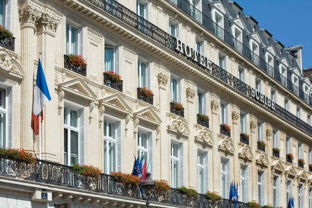 L'Hôtel Scribe Paris