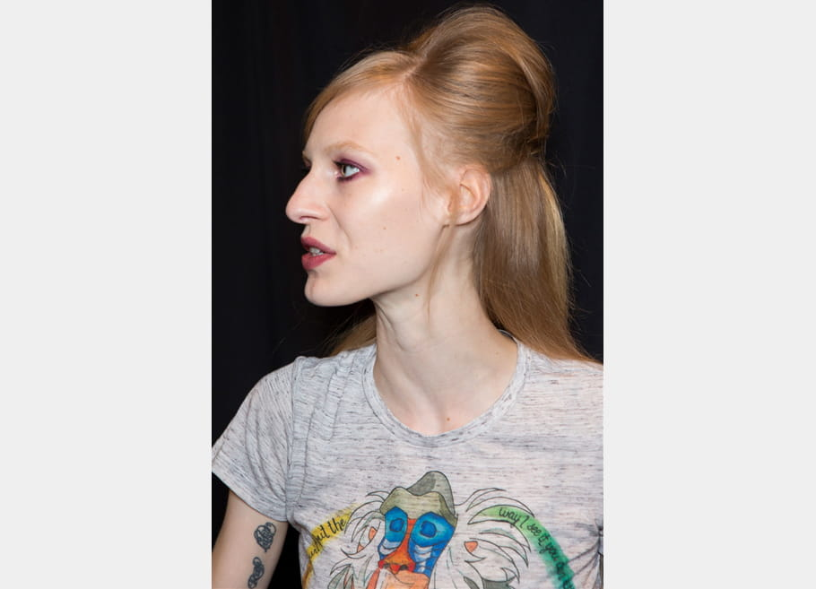 Anna Sui (Backstage) - photo 8