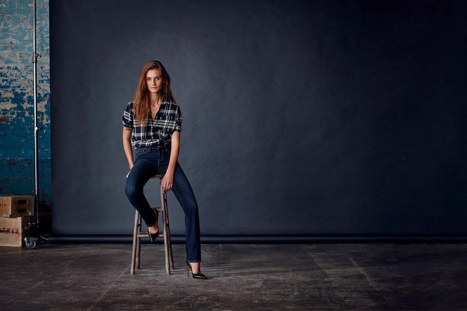 Levi's lance le lot 700 pour ses jeans femmes