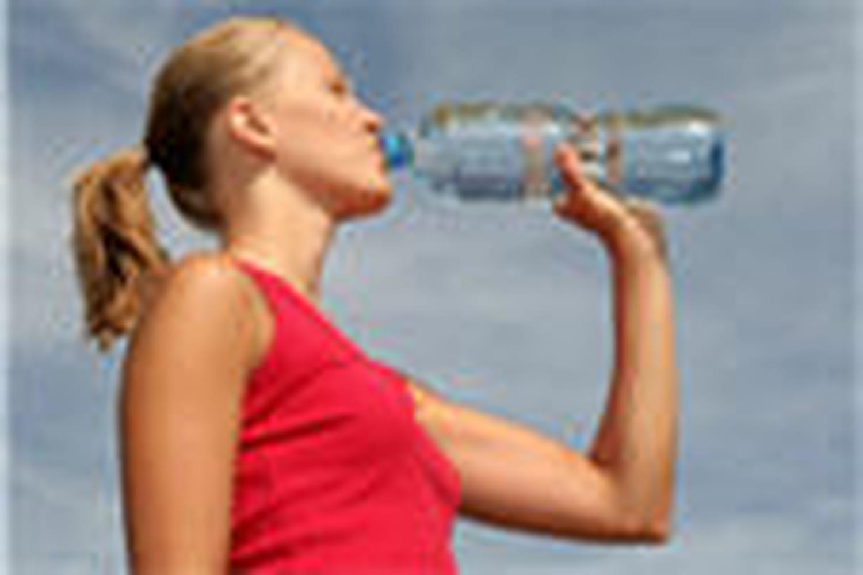 N'oubliez pas de vous hydrater quand il fait chaud