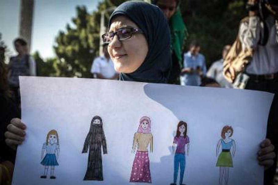Egyptiennes se mobilisent contre les violences sexuelles