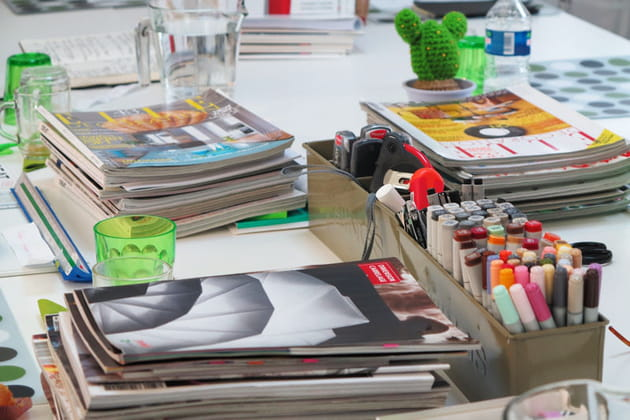 Magazines déco