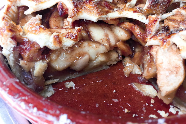Apple Pie recette traditionnelle
